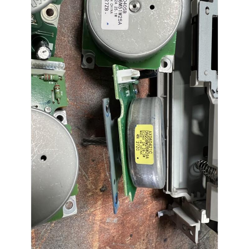 Ventilador 12v para pc led rojo 120MM