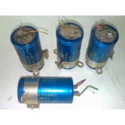 Condensadores ITT de...