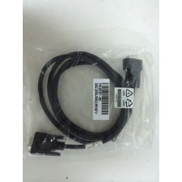 Cable serial download 9 pin m/f Hp 397237-001