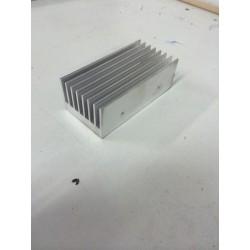 Disipador de aluminio...
