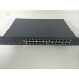 Switch 24 puertos 10/100 Roline FAST ETHERNET