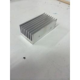 Disipador de aluminio 11,5x5,5x4cm
