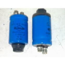 Condensadores 1000uF. 16V