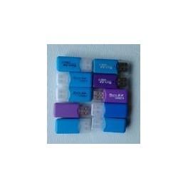 Adaptadores / lectores usb para tarjetas micro sd USBMICROSD