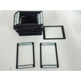Separadores de plastico con adesivo 100x70x2mm PVC