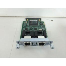 Cisco one and two port t1/e1 multiflex voice/wan interface card Cisco VWIC 2MFT-E1