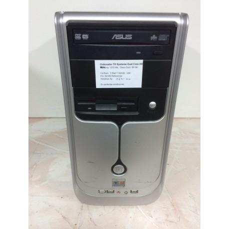Ordenador TD Systems Dual Core 2000 Mhz, 80 Gb, 1370 Mb