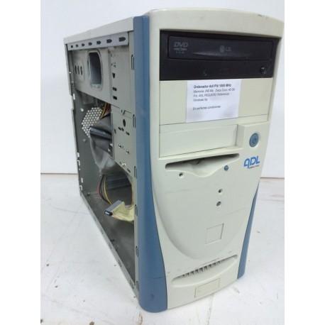 Ordenador Adl PIV 1800 Mhz, 40 Gb, 256 Mb