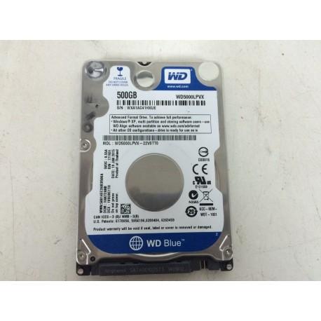 Disco Duro Western Digital 500 Gb Sata WD5000LPVX