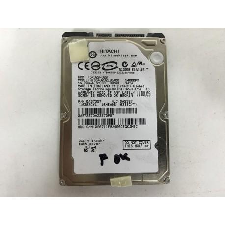 Disco Duro Hitachi 320 Gb Sata HTS543232L9SA00