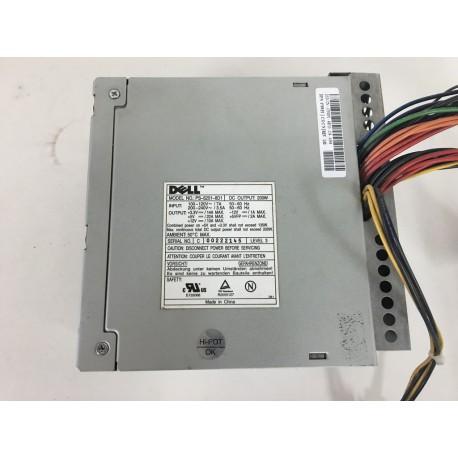 Fuente de alimentacion Dell PS-5201-8D1 Dell PS-5201-8D1