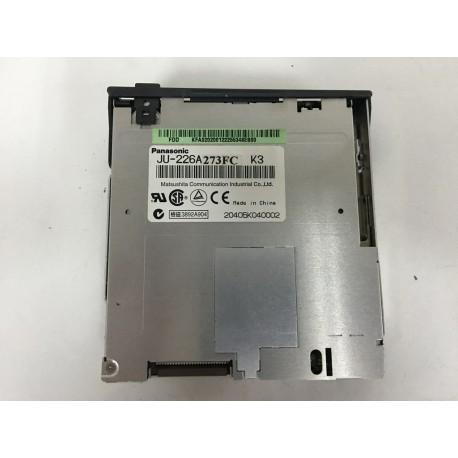 Disquetera para portatil Panasonic JU-226A273FC K3 Panasonic JU-226A273FC K3