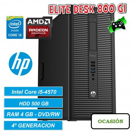 Ordenador Hp Elite Desk 800GL