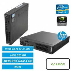Ordenador Hp ThinkCentre M72E