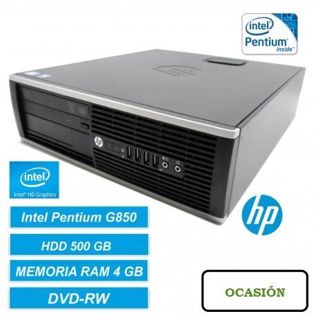 Ordenador Hp Compaq 6200 pro