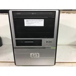 Ordenador Clonico Core 2 Duo 2600 Mhz, 80 Gb, 2000 Mb