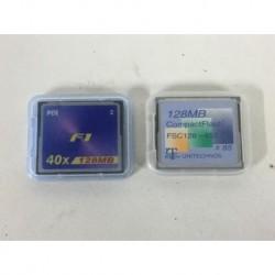 Tarjeta compaq flash 128 mb