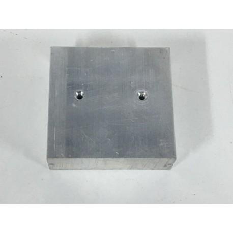 Disipador aluminio 49x11x48mm