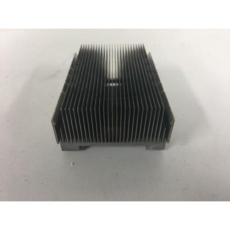 Disipador de calor de aluminio 95x68x40mm