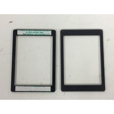 "Separadores de plastico para disco duro 2,5"" con adesivo"