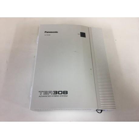 Centralita Panasonic KX-TEA308