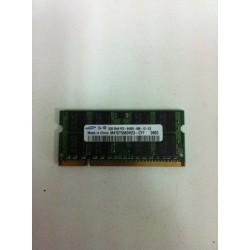 Memoria 2gb PC2-6400S...