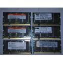 Memoria DDR 256Mb, PC2700 para portatiles.