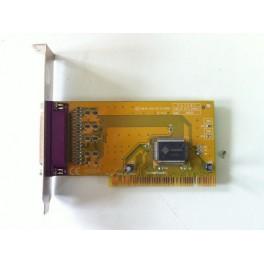 Tarjeta pci 32 bits puerto paralelo spp/bpp CT120PCI