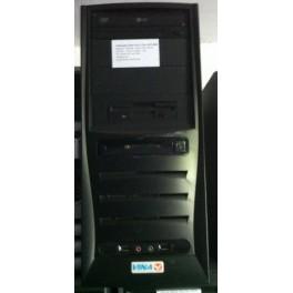 Ordenador Intel Core 2 Duo 2013 Mhz, 80 Gb, 1000 Mb