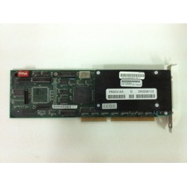 Port incorporated 2 port isa card pbxdi-aa