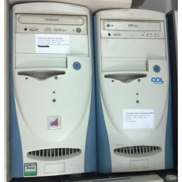 Ordenador Adl Amd 1300 Mhz, 40 Gb, 128 Mb