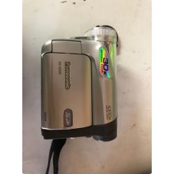 Camara de vídeo Panasonic...